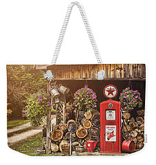 Ten Cents A Gallon Weekender Tote Bag