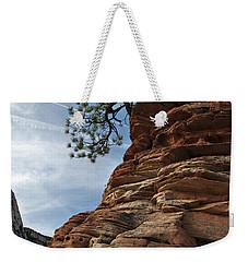 Tenacity Weekender Tote Bag