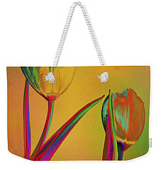 Tender Touch Weekender Tote Bag