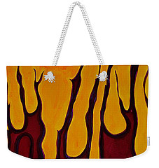 Tendrils Original Painting Weekender Tote Bag