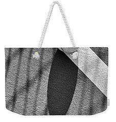 Tennis Ball And Shadows Weekender Tote Bag by Gary Slawsky