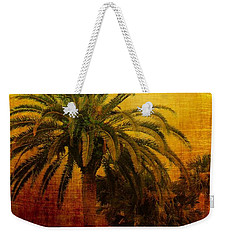Tequila Sunrise Weekender Tote Bag by Jan Amiss Photography