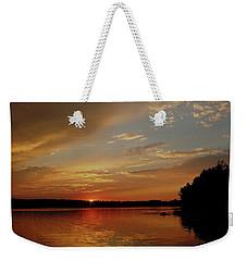 Sunrise...wisconsin Weekender Tote Bag