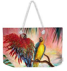 Tequila Y Rosita Weekender Tote Bag