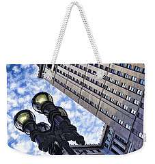 Terminal Tower - Cleveland Ohio - 1 Weekender Tote Bag