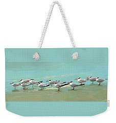 Tern Tern Tern Weekender Tote Bag