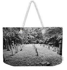 Terpenning Cemetery B And W Weekender Tote Bag
