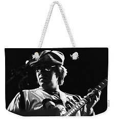 Terry Kath At The Cow Palace In 1976 Weekender Tote Bag