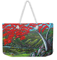 Tesoro De Mi Isla Weekender Tote Bag