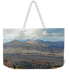 Teton Canyon Shelf Weekender Tote Bag