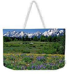 Teton Grandeur Weekender Tote Bag