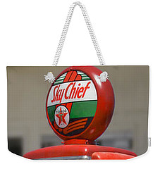 - Tokheim Gas Pump Weekender Tote Bag by Mike McGlothlen