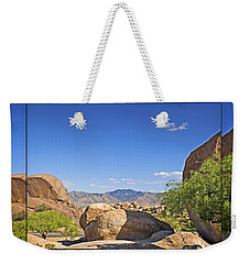 Texas Canyon 2 Weekender Tote Bag