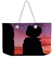 Texas Canyon Sunset Weekender Tote Bag