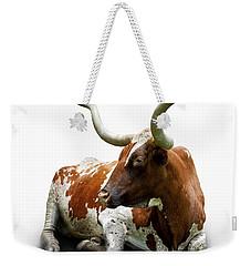 Texas Longhorn Bull Weekender Tote Bag