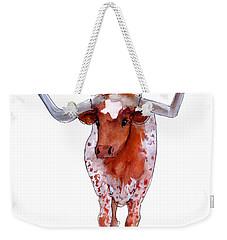 Texas Longhorn Weekender Tote Bag