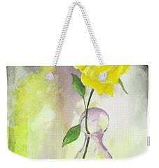 Texas Rose Weekender Tote Bag