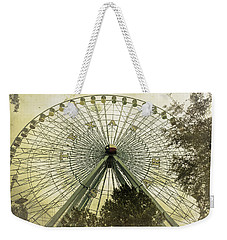 Texas Star Old Fashioned Fun Weekender Tote Bag by Joan Carroll