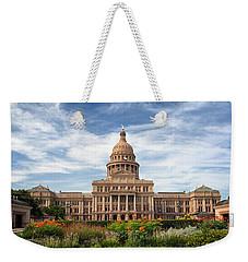 Texas State Capitol II Weekender Tote Bag