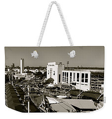Texas State Fair II Weekender Tote Bag by Anita Lewis