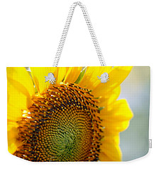 Texas Sunflower Weekender Tote Bag