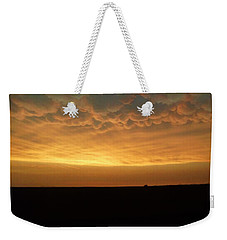 Texas Sunset Weekender Tote Bag by Ed Sweeney