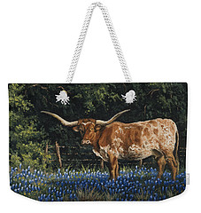 Texas Traditions Weekender Tote Bag