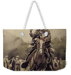 Texican Cavalry Weekender Tote Bag
