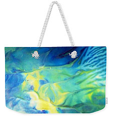Textured Abstract 5 Weekender Tote Bag