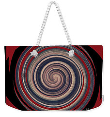 Weekender Tote Bag featuring the digital art Textured Matt Finish by Catherine Lott