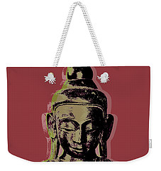 Thai Buddha #1 Weekender Tote Bag by Jean luc Comperat