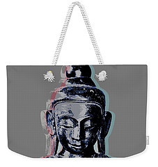 Thai Buddha #2 Weekender Tote Bag by Jean luc Comperat