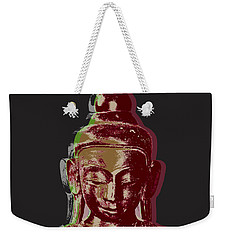 Thai Buddha #3 Weekender Tote Bag by Jean luc Comperat