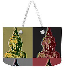 Thai Buddha Weekender Tote Bag by Jean luc Comperat