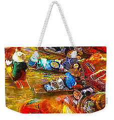 Thai Market Day Weekender Tote Bag