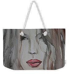 That Lips Weekender Tote Bag