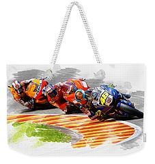 The 3 Kings Weekender Tote Bag