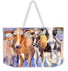 The 408 Girls Weekender Tote Bag by Judith Levins