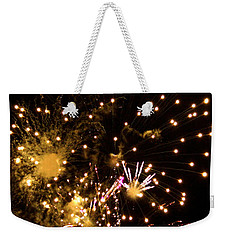 The 4th Of July 2013 Weekender Tote Bag by Kim Pate