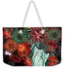 Independance Day Weekender Tote Bag