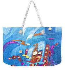 The Abyss Weekender Tote Bag