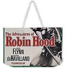 The Adventures Of Robin Hood B Weekender Tote Bag