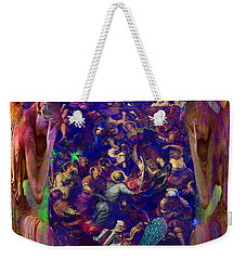 Solar Age  Weekender Tote Bag by Joseph Mosley