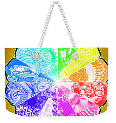 The Age Of Pisces Weekender Tote Bag