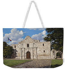 The Alamo Weekender Tote Bag