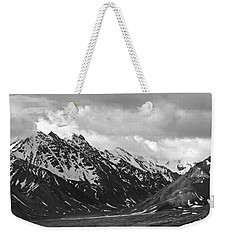The Alaskan Range Weekender Tote Bag