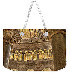 The Angel Weekender Tote Bag by Maria Coulson