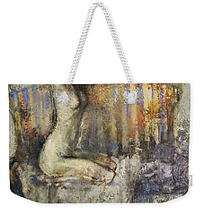 The Antique Sofa Weekender Tote Bag