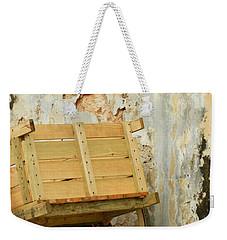 The Apple Cart Weekender Tote Bag