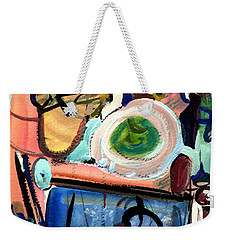 The Aquarium Weekender Tote Bag